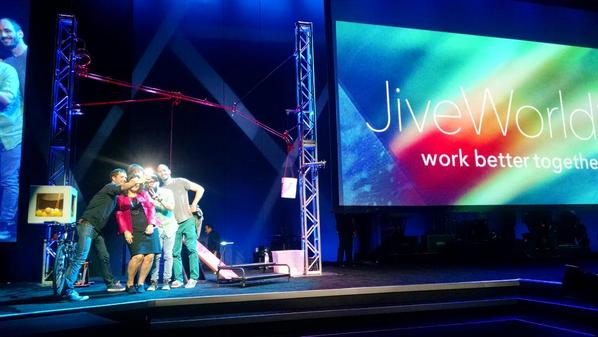 All you need to know about Jive World 2016