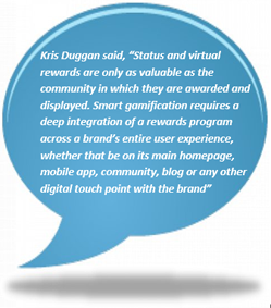 Kris Duggan on Gamification