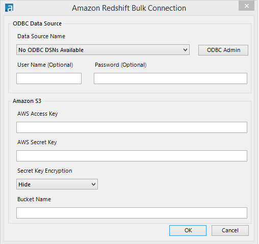 Amazon Red Shift Connector