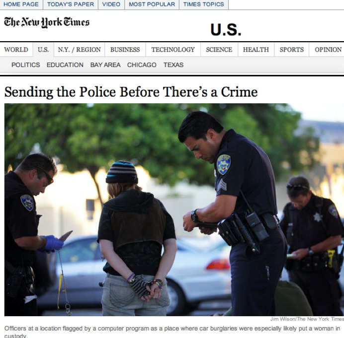 Controlling Crime