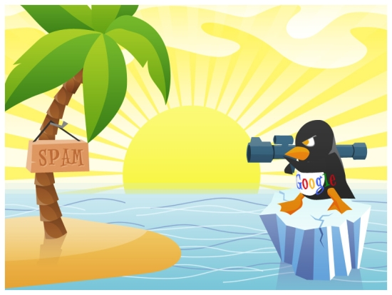 Penguin Google Update