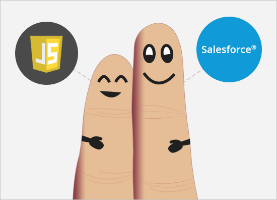 Salesforce JavaScript Integration