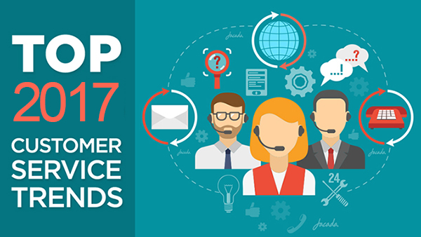 Customer service trends in 2017