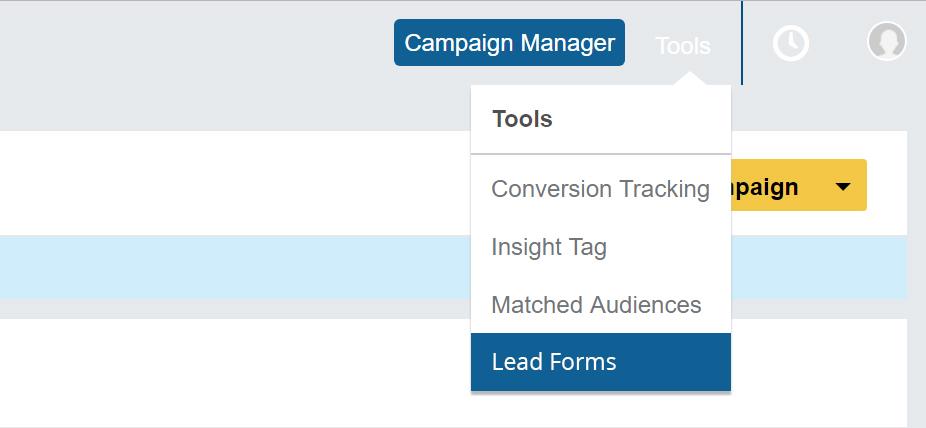 Lead Gen Form - Tools