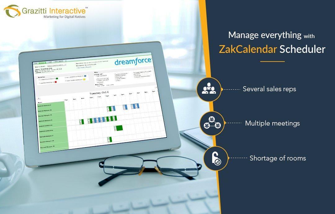 Zak Calendar Scheduler