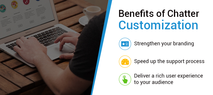 Benefits of Chatter Customization