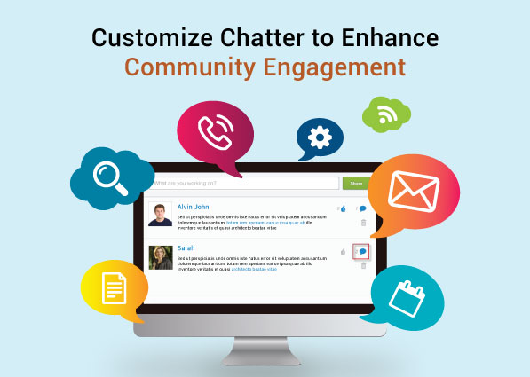 Salesforce Chatter customization
