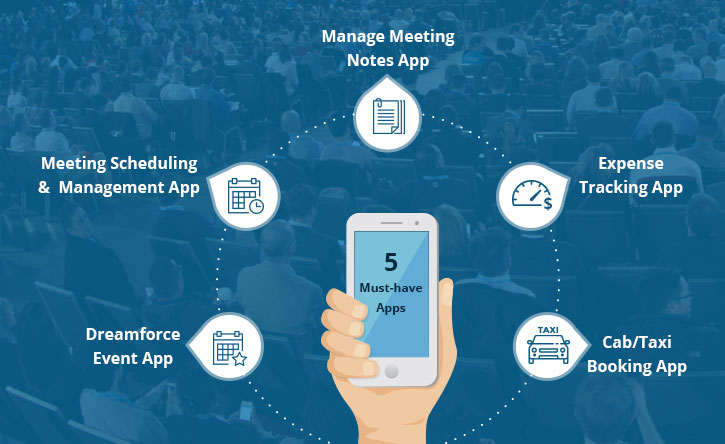 Apps for Dreamforce 2017