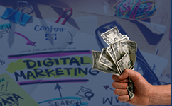 leftover digital marketing budget