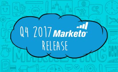 Marketo's new release