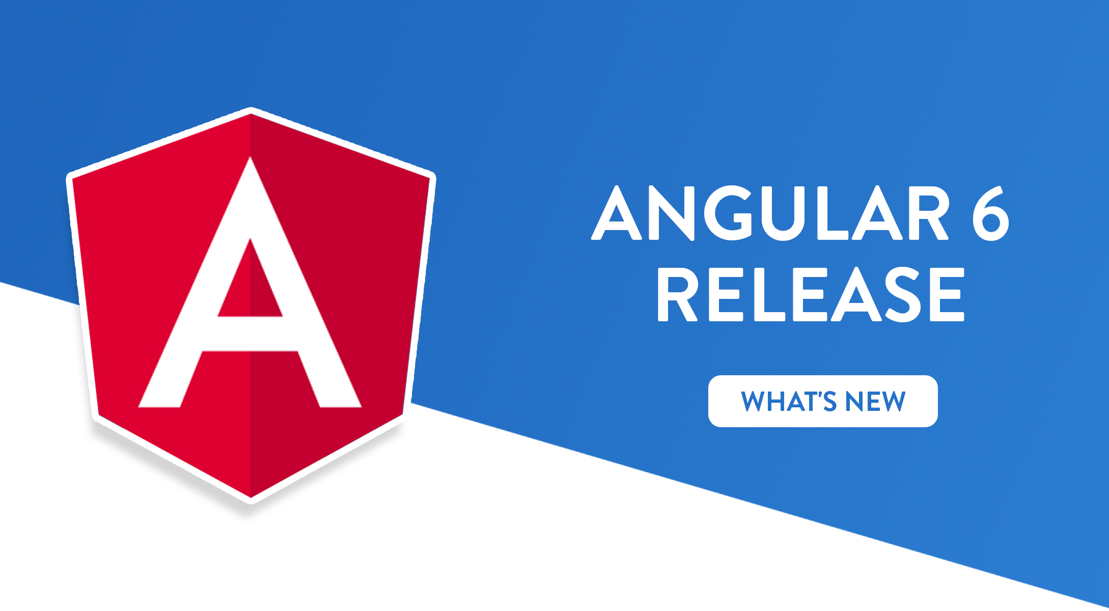 The release of Angular 6