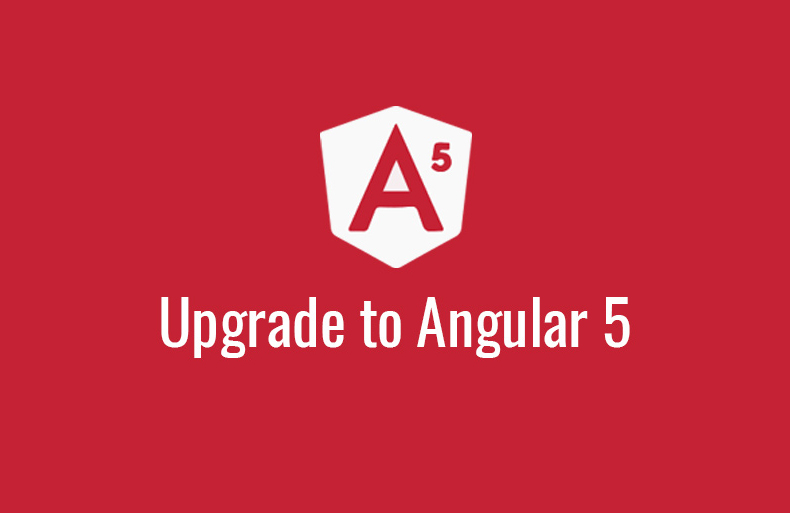 This Is Why You Need to Upgrade to Angular 5 Right Now (#4 Can't Lose)