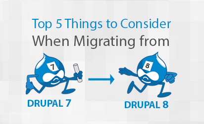 Benefits of migrating from Drupal 7 to Drupal 8
