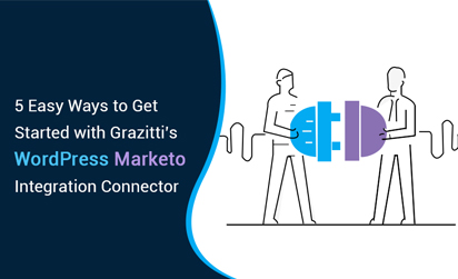 5 ways to get started with Grazitti's WordPress Marketo Integration Connector