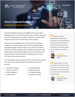 Marketing Automation Datasheet