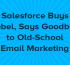 Salesforce Buys Rebel, Says Goodbye to Old-Sc