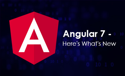 Google Announces Angular v7 – Here's What's New
