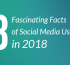 8 Fascinating Facts of Social Media Usage in