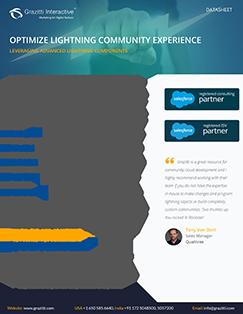 Lightning Community Package