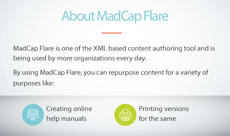 About MadCap Flare
