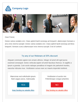 Premium Email 2