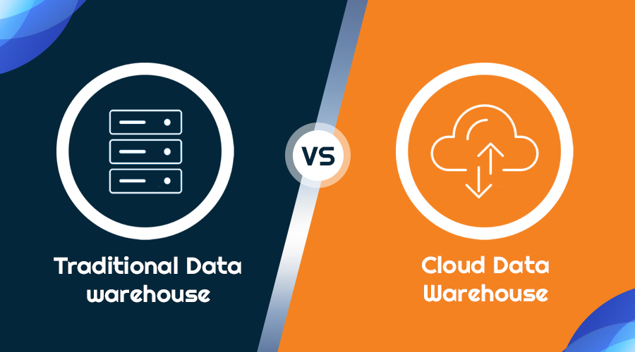 Traditional vs cloud DWH