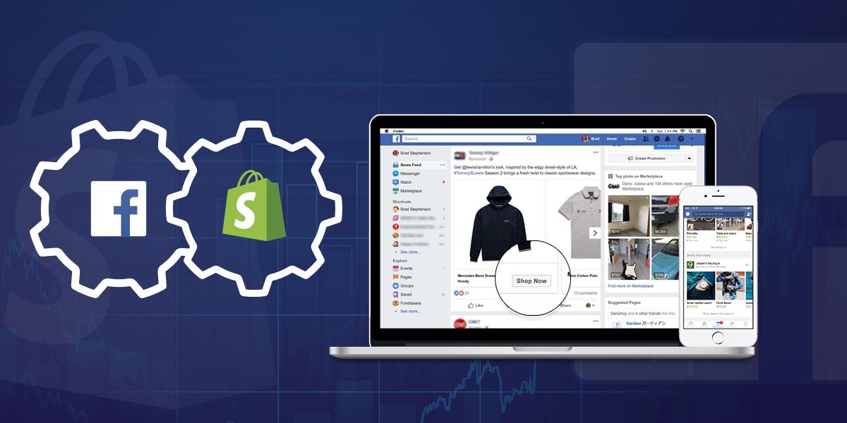 Facebook Shopify integration