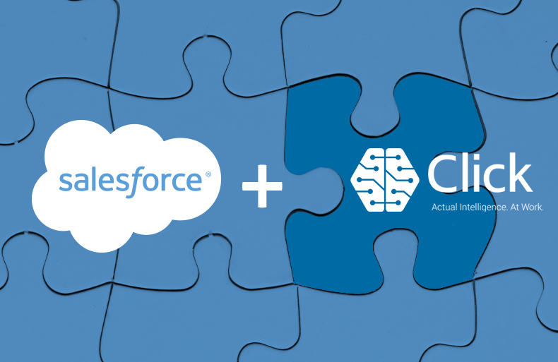 Salesforce Acquires ClickSoftware for USD 1.35B