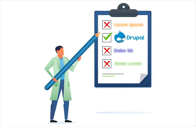 What Makes Drupal the Right Choice for the Healthcare Industry?