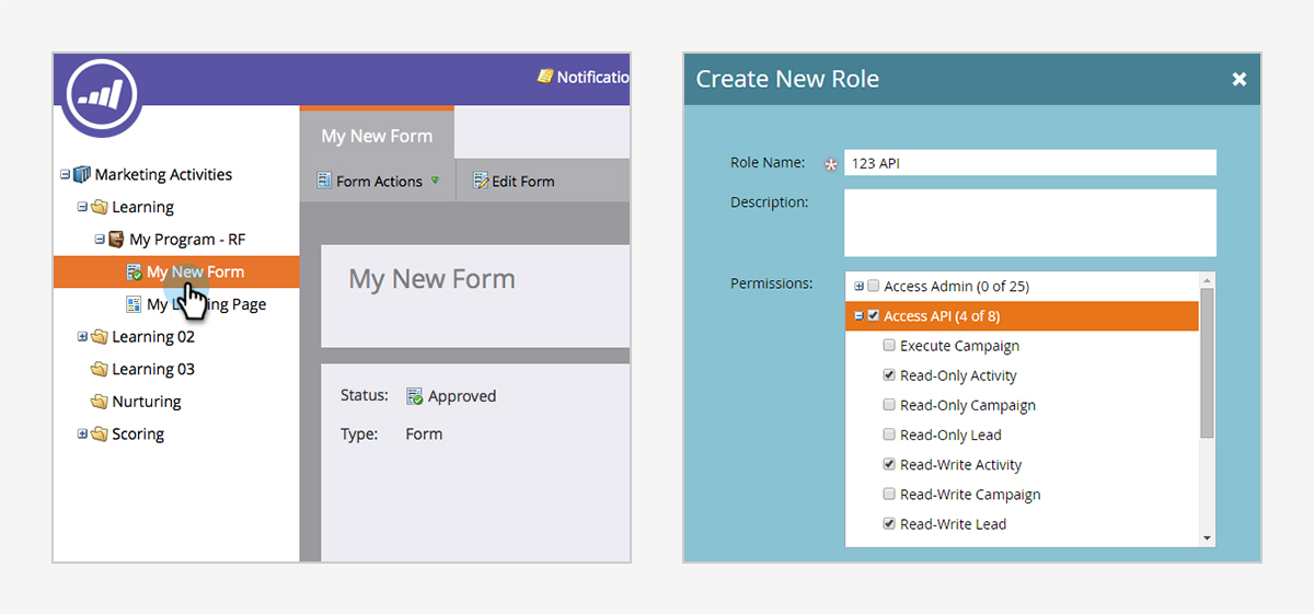 Marketo Embedded Forms