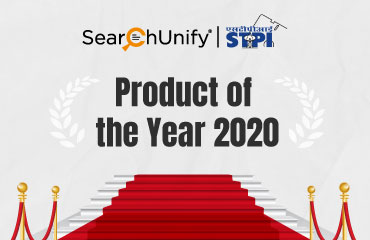 SearchUnify by Grazitti Awarded the 'Product of the Year 2020' by STPI