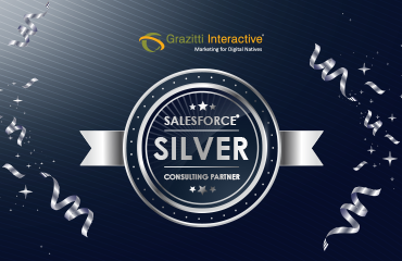 Grazitti Interactive Advances to Become a Salesforce Silver Consulting Partner