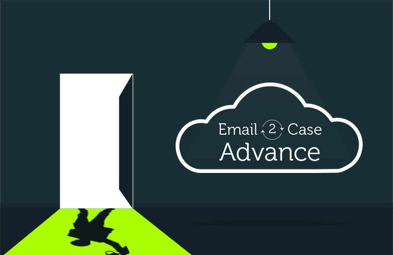 Email to Case Advance: Your Doorway to More Productive Support and Delighted Customers