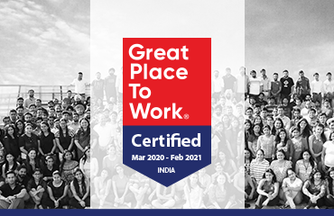 Grazitti Interactive Is Now Great Place to Work-Certified™
