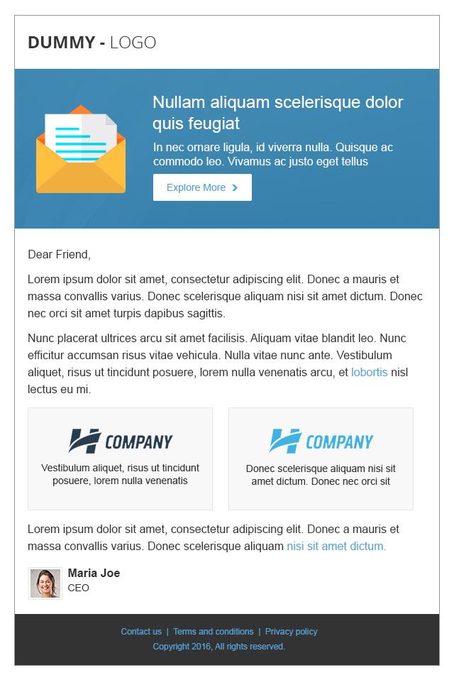 Premium Email 1