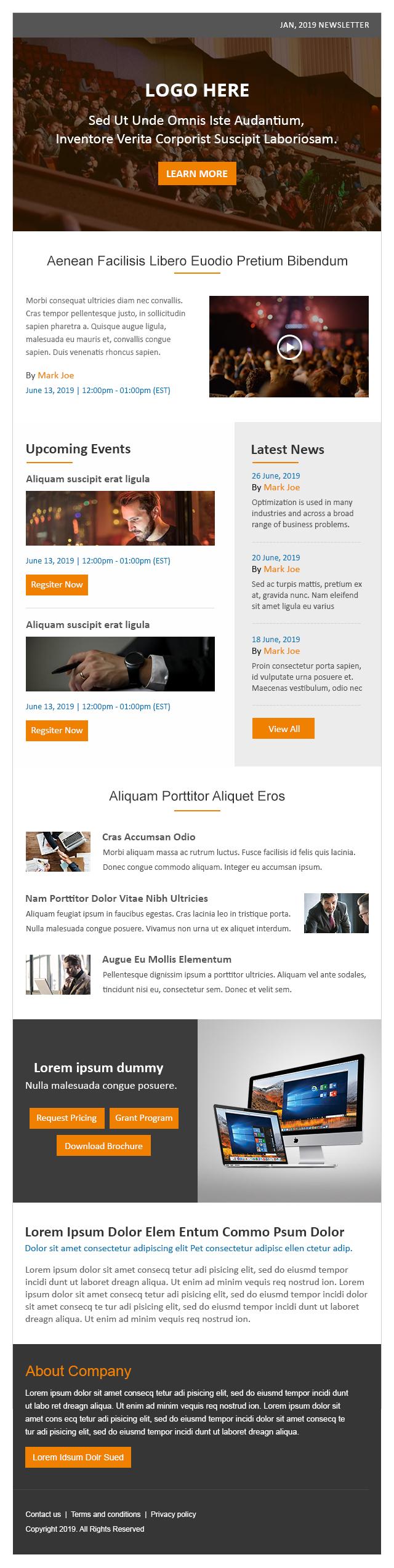 Premium Email 4
