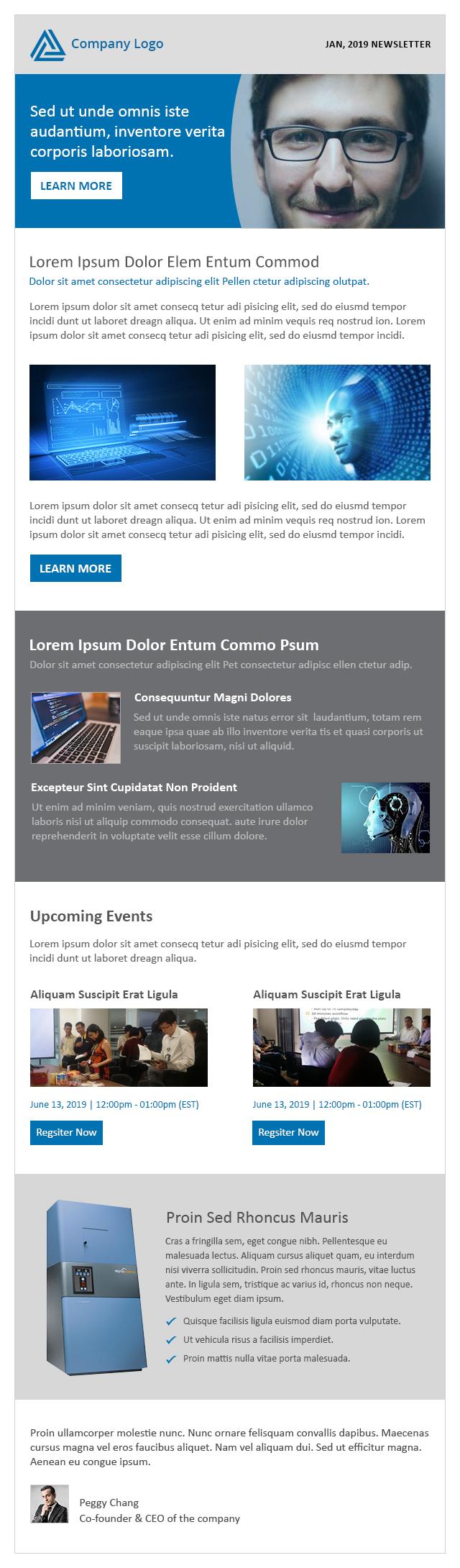 Premium Email 5