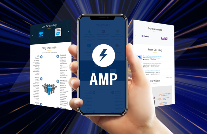 Accelerated Mobile Pages – A must-have for your Website