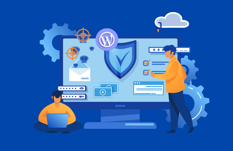 Planning a Safe and Secure Corporate Website Using WordPress