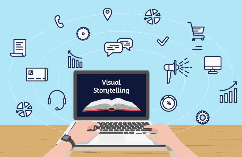 5 Tips for Designers to Ace the Art of Visual Storytelling