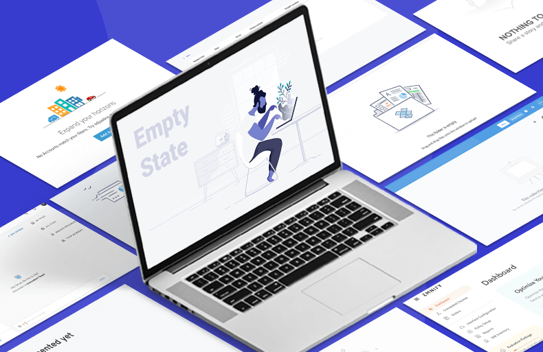6 Proven Tips to Engage With Empty State Designs