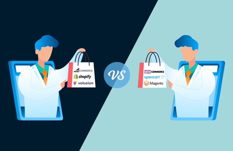 Hosted or Open Source eCommerce Platform: Which One Should You Go For?