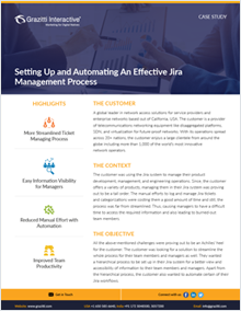 Setting Up and Automating An Effective Jira Management Process