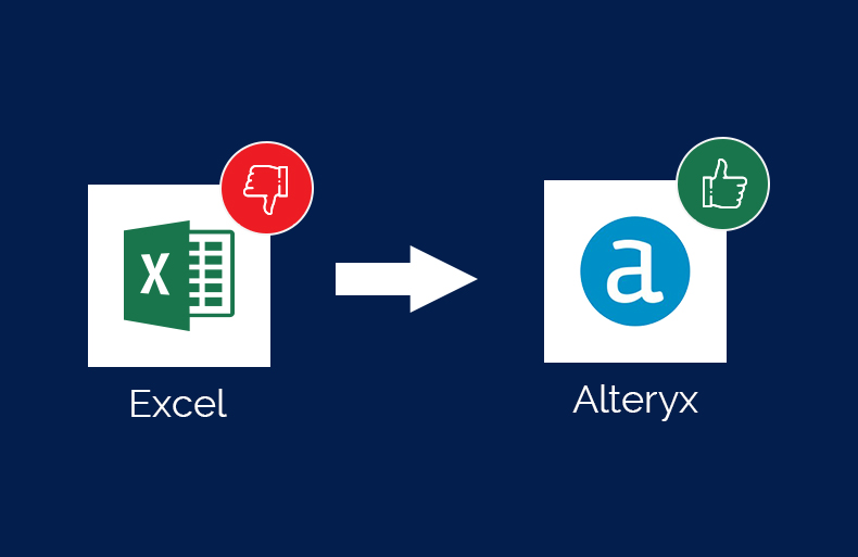 Overcoming the Limitations of Analytics on Excel With Alteryx