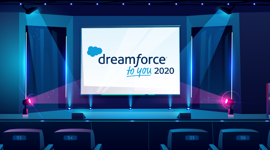 Key Highlights of Dreamforce to You 2020