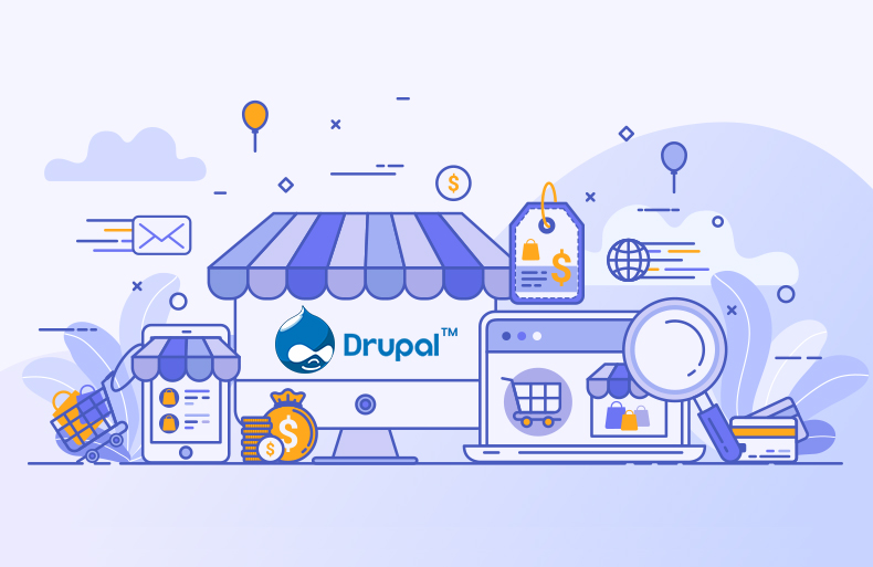 Top 6 Reasons to Create an eCommerce Website with Drupal