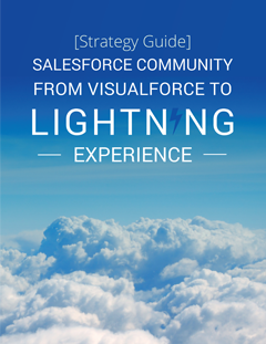 Migrating Salesforce Community from Visualforce to Lightning Experience