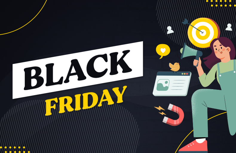 Supercharge Your Black Friday Campaigns With the Power of Marketing Automation