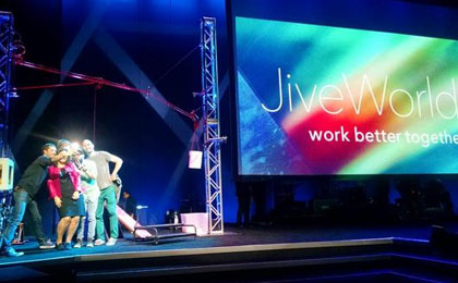 All You Need to Know about JiveWorld 2016