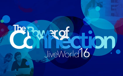 How Can You Make The Most Of Your JiveWorld'1